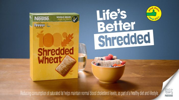 Thrill-Seeking Dad Shows How He Gives 100% with Shredded Wheat in Campaign by McCann London