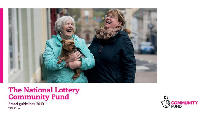 Big Lottery Fund Rebrands as The National Lottery Community Fund