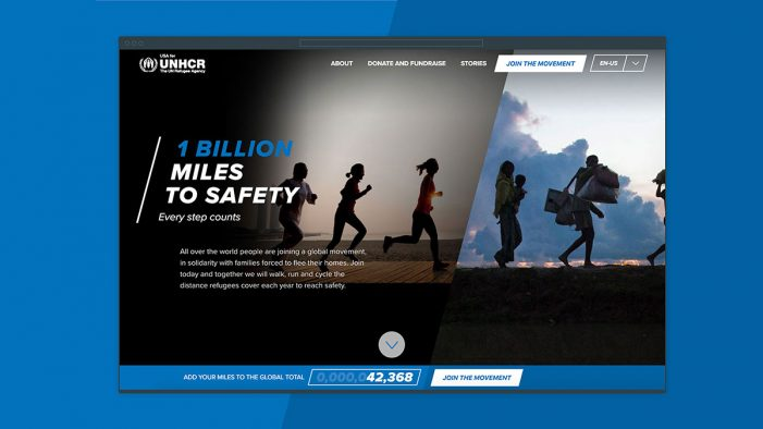 UNHCR wants you to step up and be counted for refugees around the world in new campaign