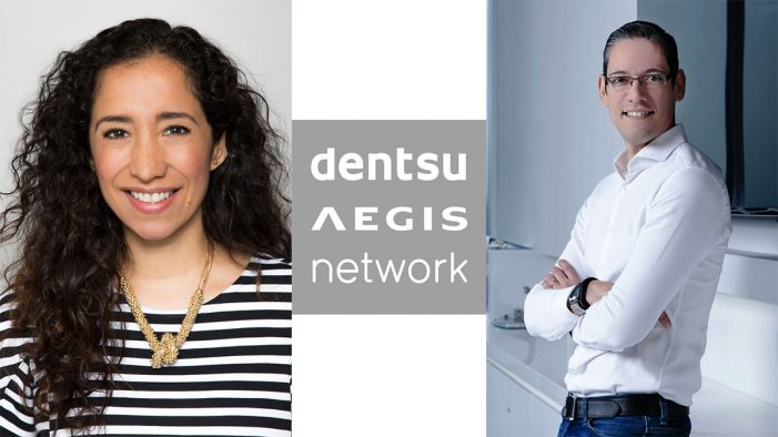 Dentsu Aegis Network appoints first presidents for Carat and Vizeum in Latin America