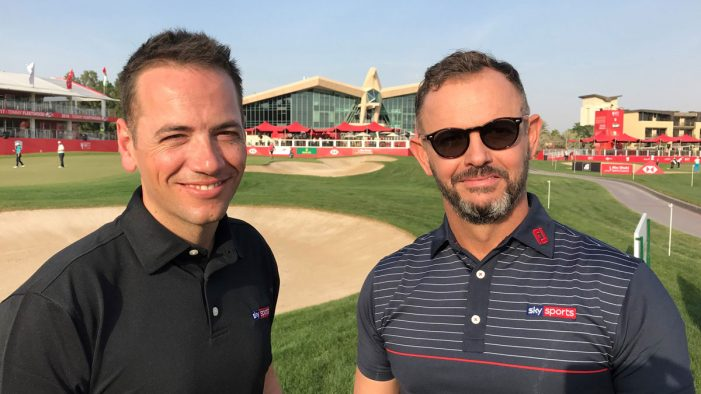 FootJoy becomes first official clothing partner for Sky Sports Golf