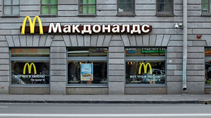 McDonald's Appoints Starcom as Media Partner in Russia