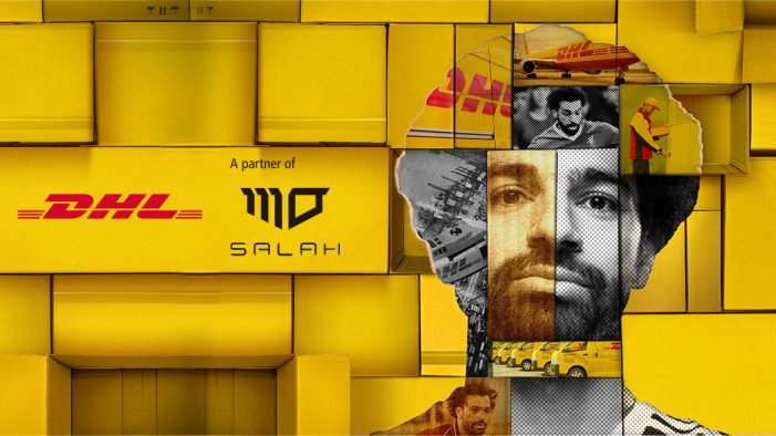 DHL creates the human network, with a little help from Mo Salah and J. Walter Thompson