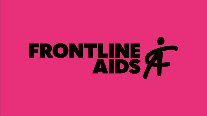 Frontline AIDS launches new name and brand identity, developed by Brandpie