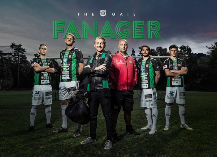 Elite football team in Sweden lets a fan be the coach to boost ticket sales