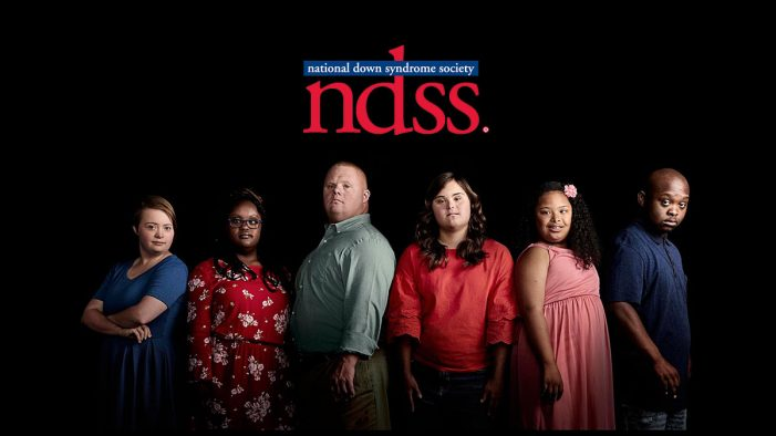 National Down Syndrome Society unveils powerful new campaign to mark their 40th Anniversary