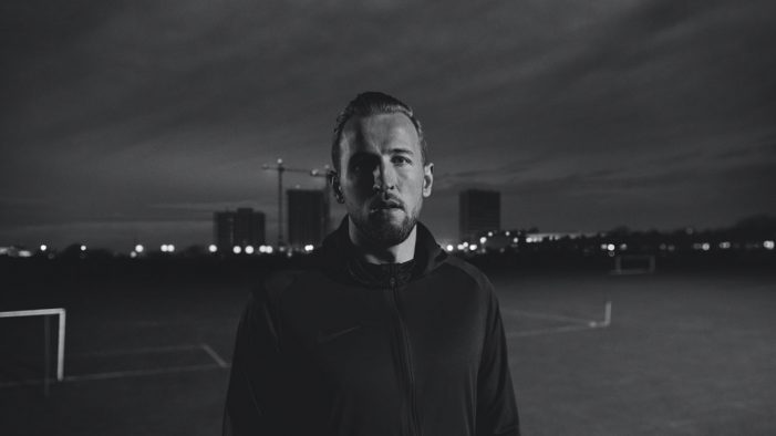 Harry Kane Says 'I Am Not Afraid' in New Campaign for Men's Care Brand Harry's