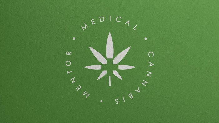 Here Design delivers brand identity for new online training platform Medical Cannabis Mentor