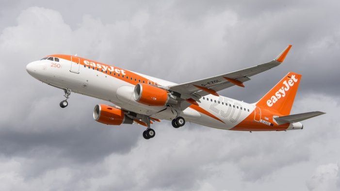 easyJet launches summer route from Bristol to Rhodes