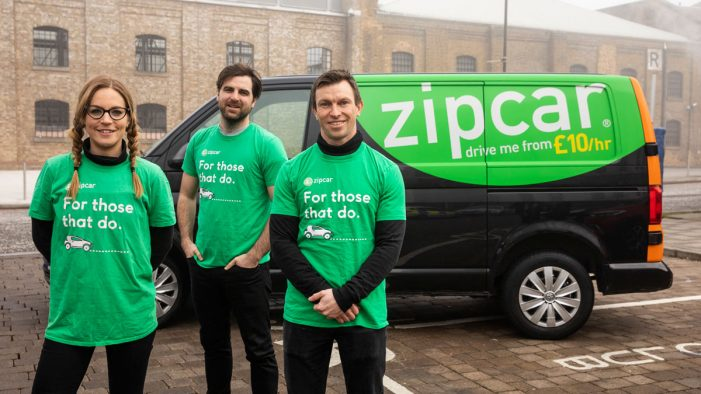 Zipcar For Business' campaign targets SMEs at three London events