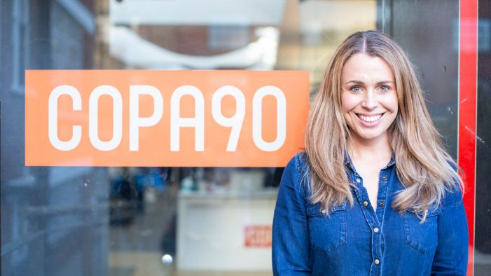 COPA90 hires Natalie Broad as Partnership & Media Sales Director