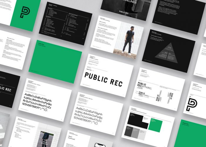 Public Rec reveals refined new look and smart new voice by Studio.Build and Reed Words