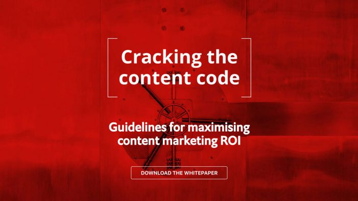 The Economist Group reveals five ways to achieve more successful content marketing programmes