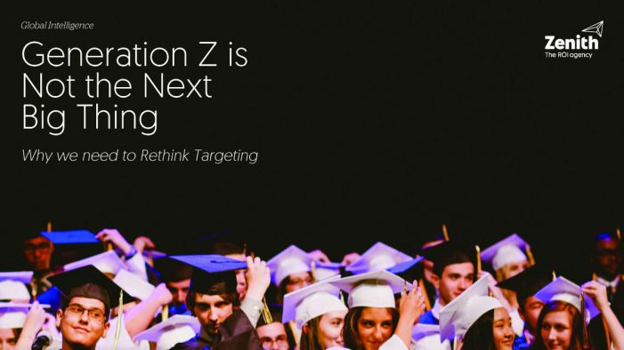 Brands must rethink targeting to embrace personalisation, according to new Zenith report