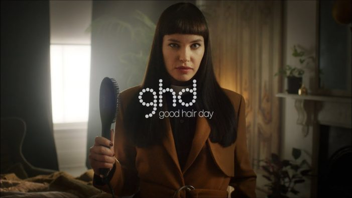 Coty and TMW Unlimited launch global campaign for new ghd glide styling brush