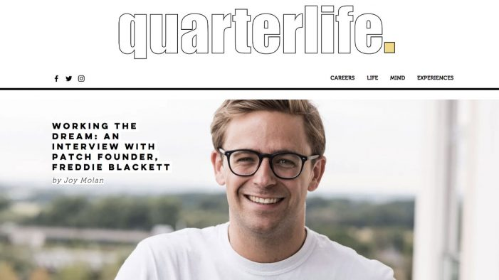 "McCann London strategists launch new online magazine to help young people avoid the infamous ""quarterlife crisis"""