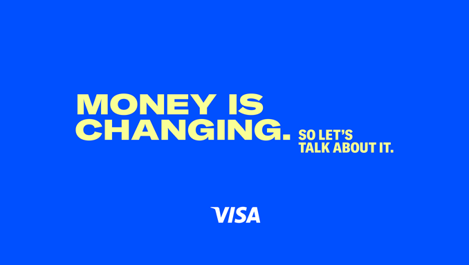 "Visa launches ""Money Is Changing"" 2.0 with two new ads by Decoded Advertising"