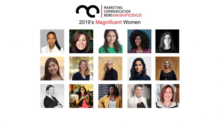 MarComm's Magnificence – 2019's Magnificent Women