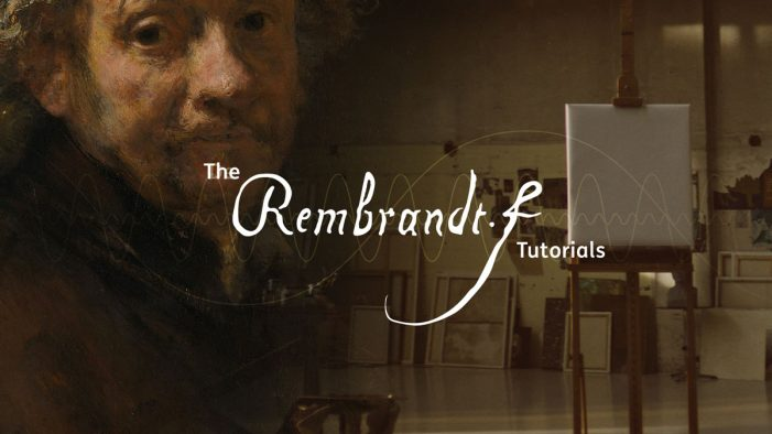 J. Walter Thompson Amsterdam uses data and technology to bring back the voice of Rembrandt