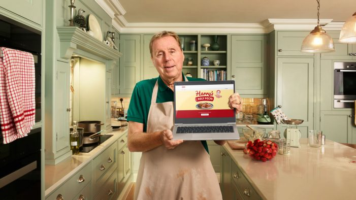 GoDaddy launches campaign with Harry Redknapp to inspire British entrepreneurs