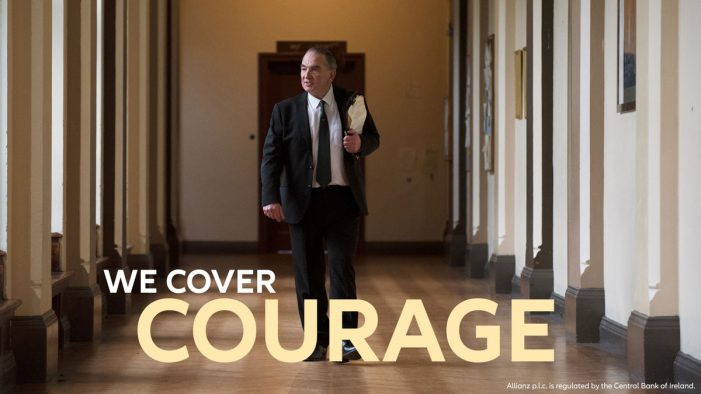 Allianz recreates seminal moment in educational history in new 'We Cover Courage' campaign