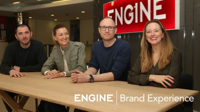 Slice to rebrand as ENGINE Brand Experience