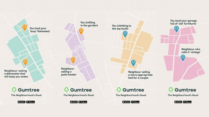 "Fold7 and Gumtree launch second phase of its ""The Neighbourhood's Good"" campaign"