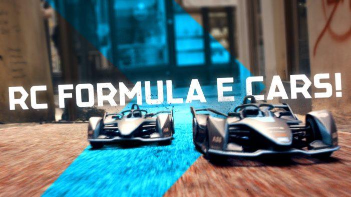 Iris unveils epic street race with a miniature twist for new Formula E campaign
