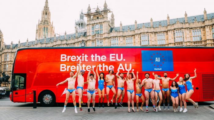Australian brand asks the UK Parliament to consider a new Brexit option – Forget the EU, join the AU