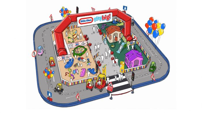 Little Tikes announces Play Big Tour to mark their 50th Anniversary
