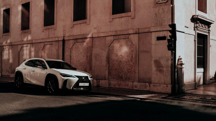 New self-charging hybrid SUV by Lexus enters Europe market with stunning campaign by The&Partnership