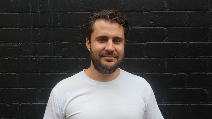 Sweetshop promotes Llew Griffiths to Executive Producer for Australia