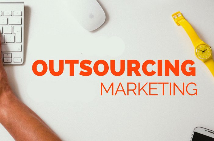 42% of UK businesses are outsourcing their marketing, according to Marketing Signals