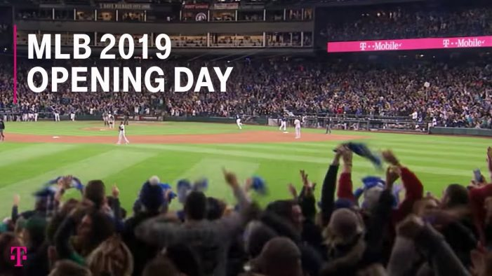 T-Mobile launches new ad 'Opening Day' for the start of the MLB season