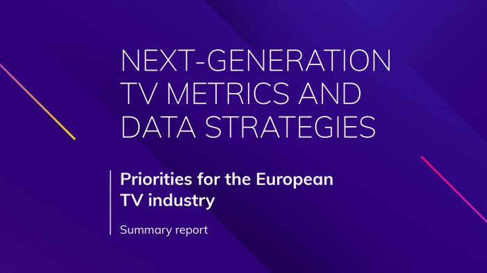 European TV Industry Calls for Urgent Change to Advertising Metrics