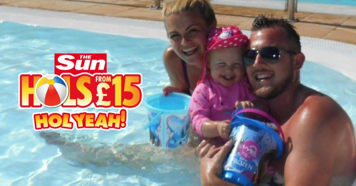 New The Sun Hols from £15 campaign takes holidaymakers down memory lane via user generated content