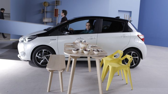 Toyota Yaris Hybrid launch new 'Made in France' campaign by The&Partnership