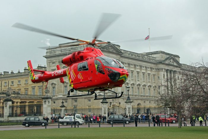 London's Air Ambulance Charity to Boost Fundraising Drive with New TV Appeal