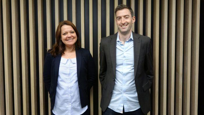 rEvolution hires Nathalie de Regt and George Gilmore