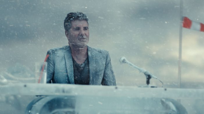 Simon Cowell stars in ad to explain Barclaycard's Repayment Calculator