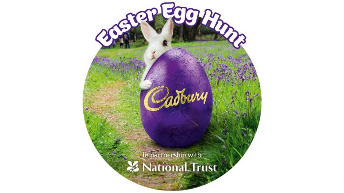 RPM kicks off twelfth annual Cadbury Egg Hunt with the National Trust