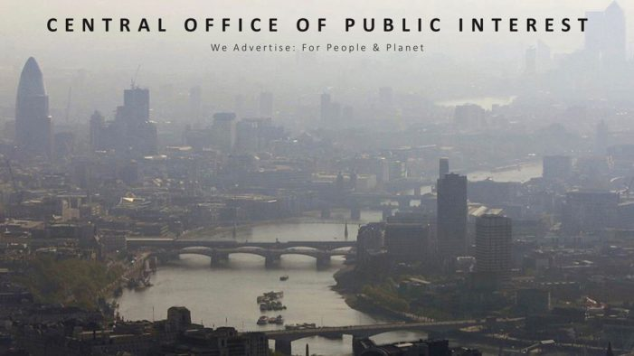 AMV BBDO help create campaign for COPI to tackle toxic air pollution