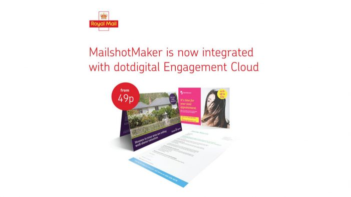 Royal Mail's Mailshotmaker Brings Direct Mail Into The Heart of Omnichannel Campaigns