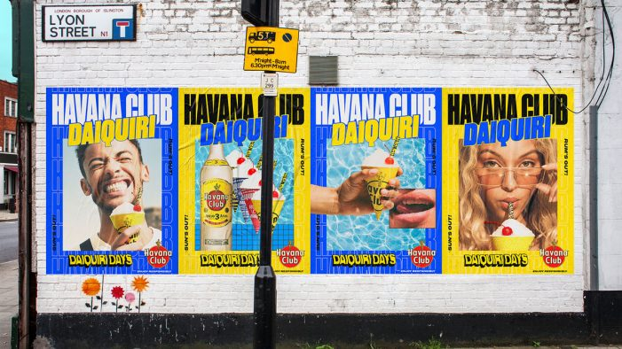 Impero brings summertime street swag to cities worldwide with new 'Daiquiri Days' campaign for HAVANA Club