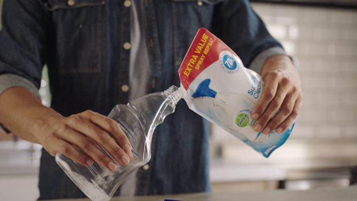 Dettol commits to sustainability with The Trigger Project via McCann London