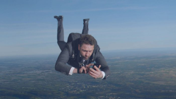 Enterprise launches action-packed ad campaign starring Gerard Butler