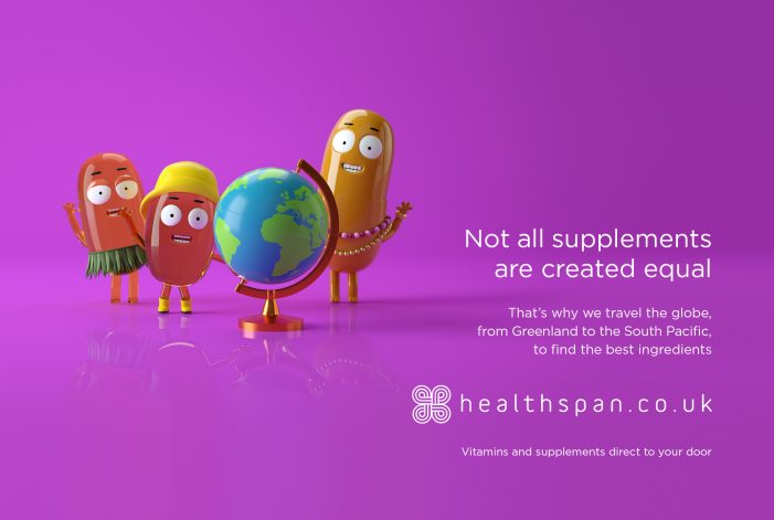 Isobel launches new £6M campaign for Healthspan