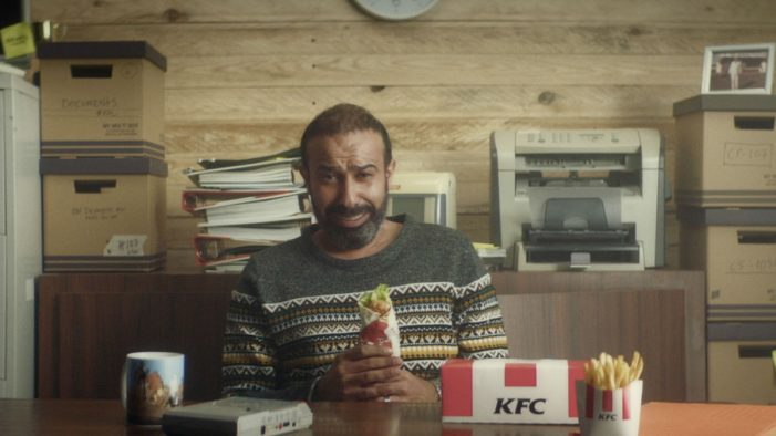 KFC hilariously interrogates people in new 'Chicken Confessions' campaign