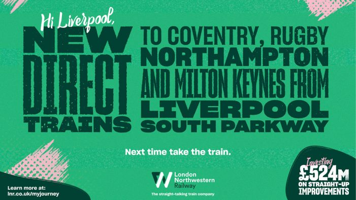West Midlands Trains Unveils Multichannel Marketing Campaign by Impero