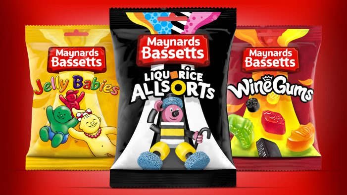 Mondelez International selects VCCP as lead strategic and creative agency for Maynards Bassetts
